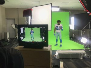 Digital Green Screen