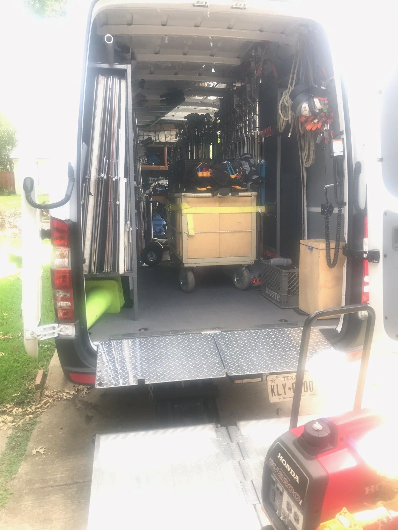 Gear on Grip Truck